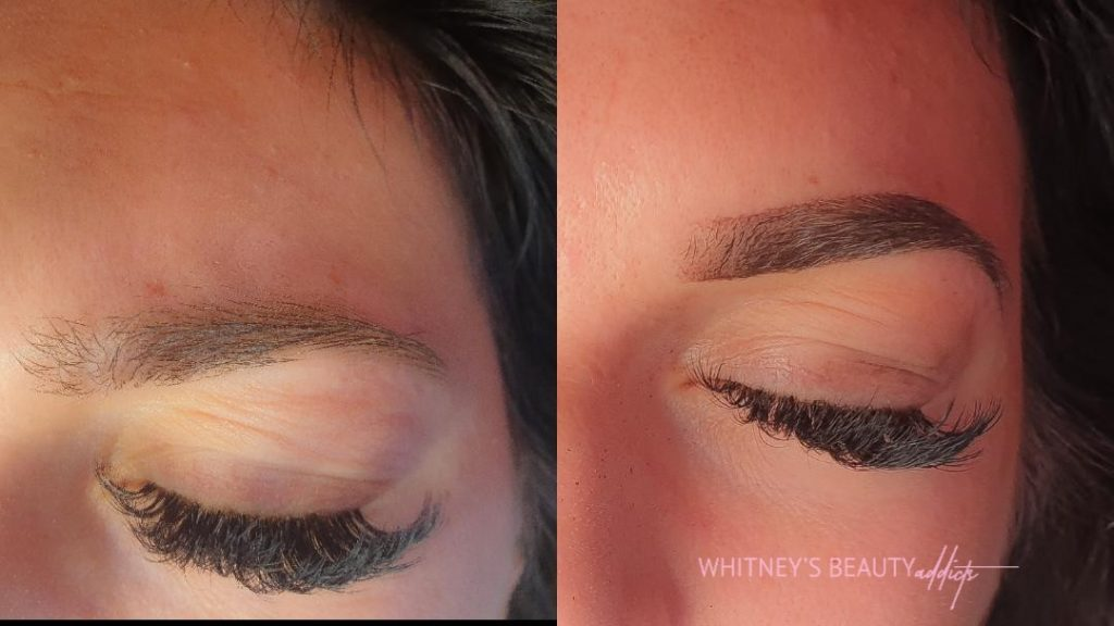 Ombre brows by wba